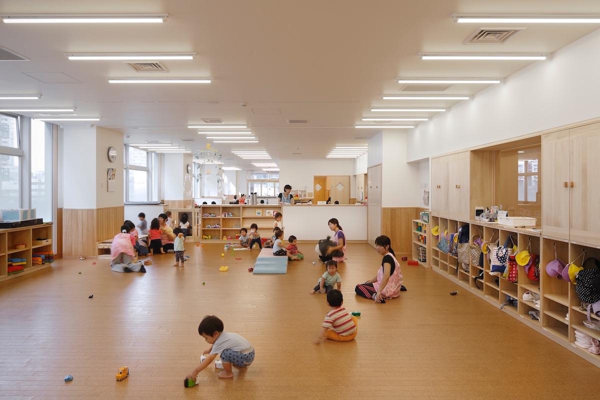 1〜3歳児室