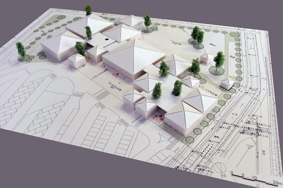 道の駅プロジェクト_模型