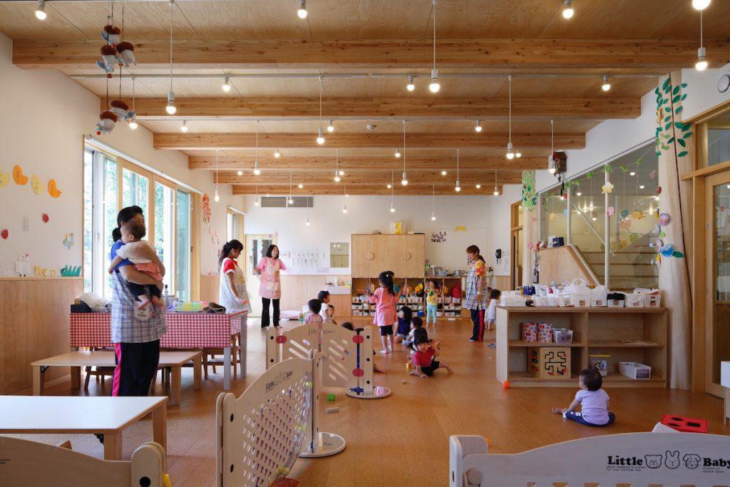 1階保育室_0〜1歳児室